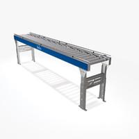 Conveyor- Zipline (Roller Zero Pressure DC) RZPDC