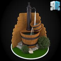 Fountain 052