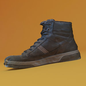 3ds boots