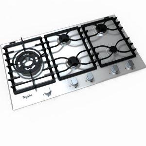 3d model akt925ixl grill