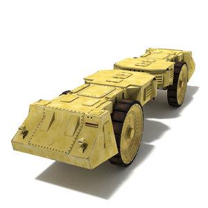 krupp raumer s minesweeper 3d 3ds