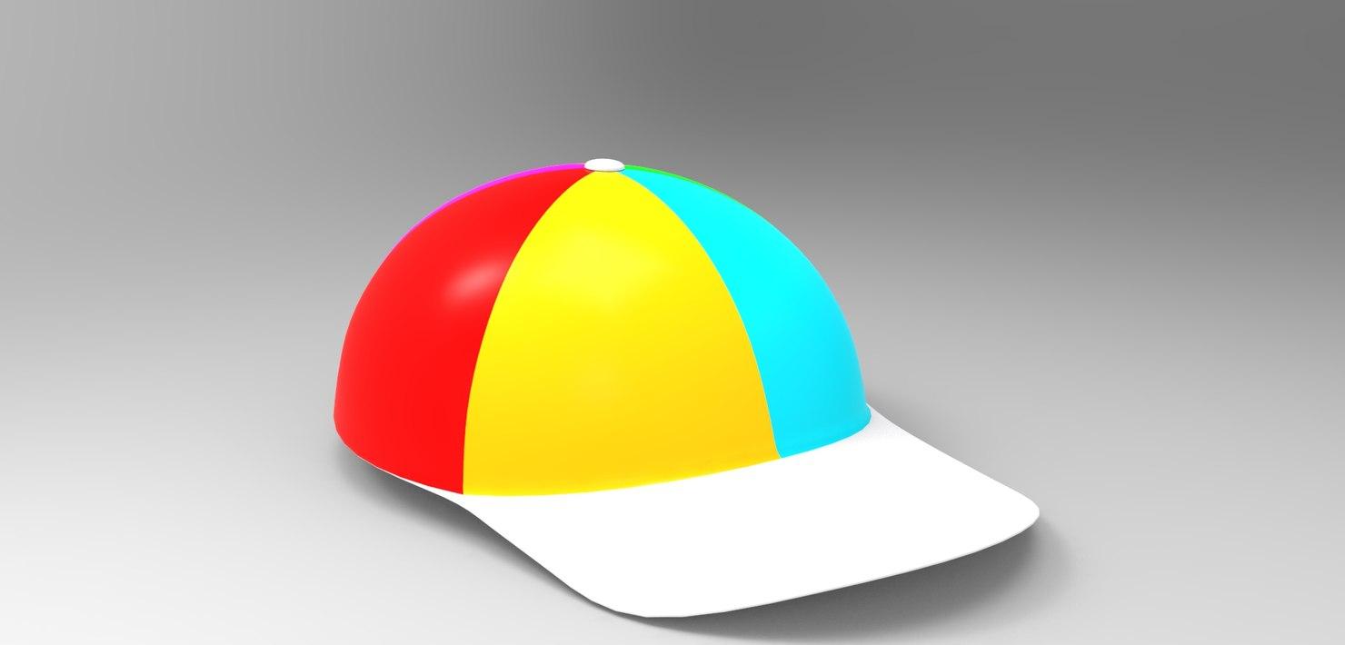 simple cap max
