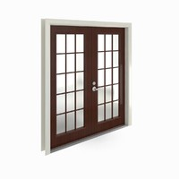 French Door 7ft