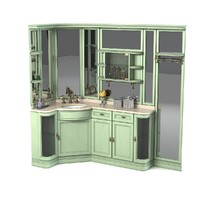 Eurodesign Il Borgo Bathroom Furniture