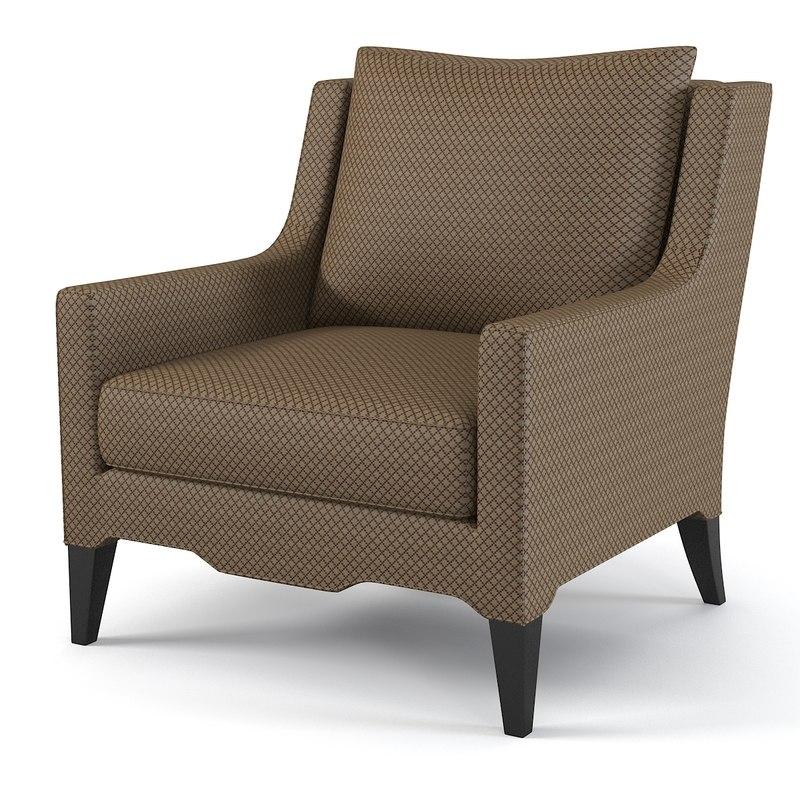 ferguson copeland stiletto 3d model
