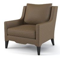 Ferguson Copeland Collection Stiletto Chair MODERN CONTEMPORARY ARMCHAIR