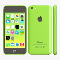 3ds apple iphone 5c green