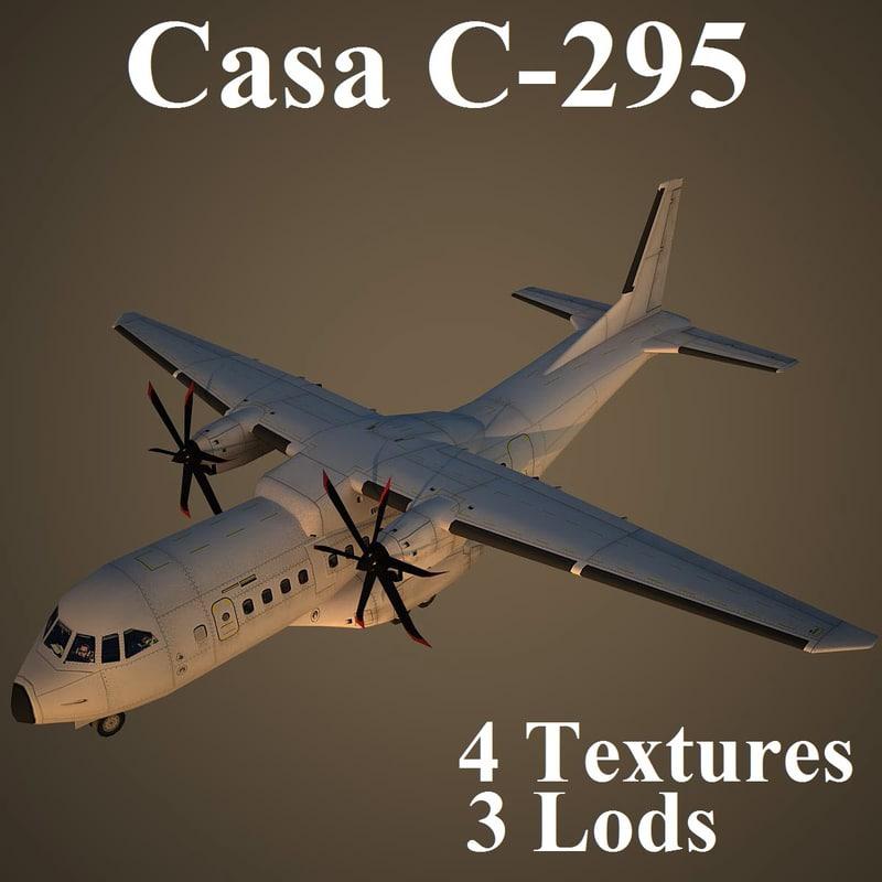 max casa c-295 air