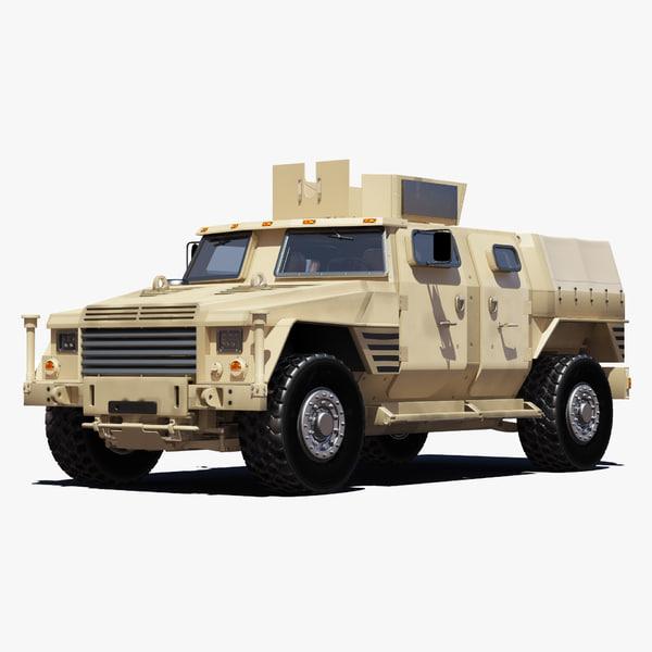 3d model joint light tactical
