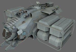 cargo spaceships 3ds