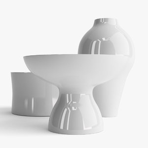 3ds max marcel wanders contemporary ceramic