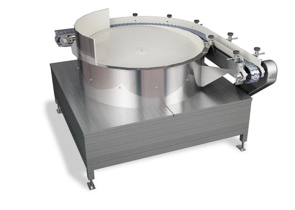 c4d rotary feeder