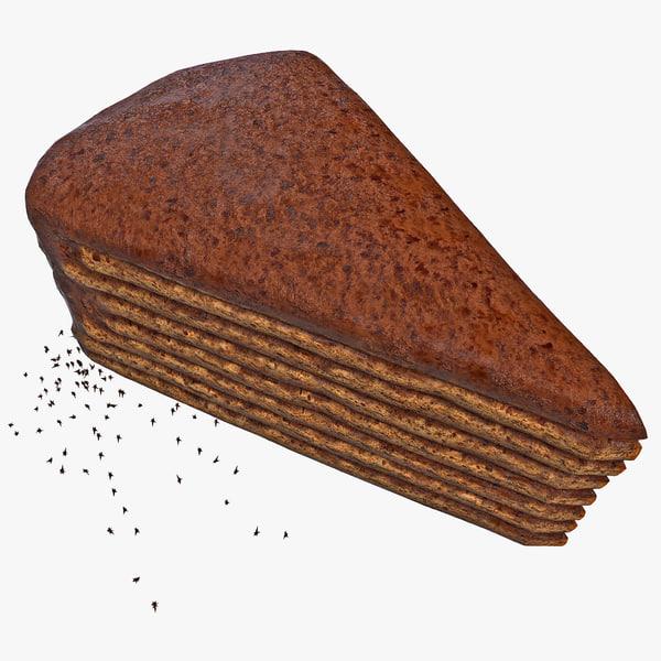 3ds slice cake