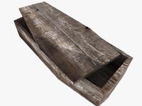 evil coffin max
