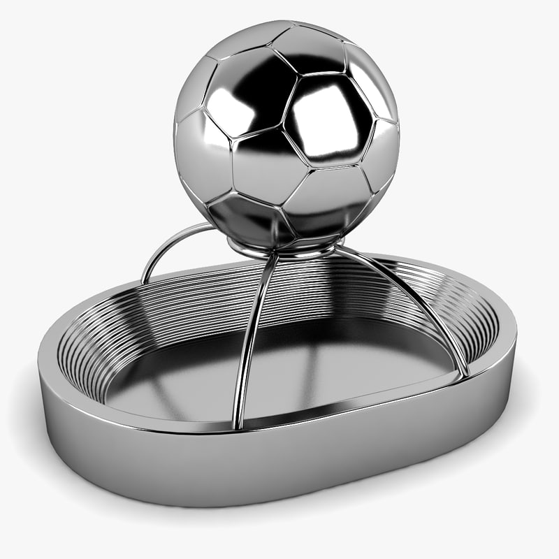 3ds football stadium trophy