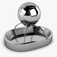 3ds football stadium trophy