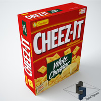 Cheez-It White Cheddar Snack Crackers