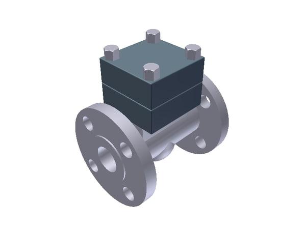 3d model check omb valve