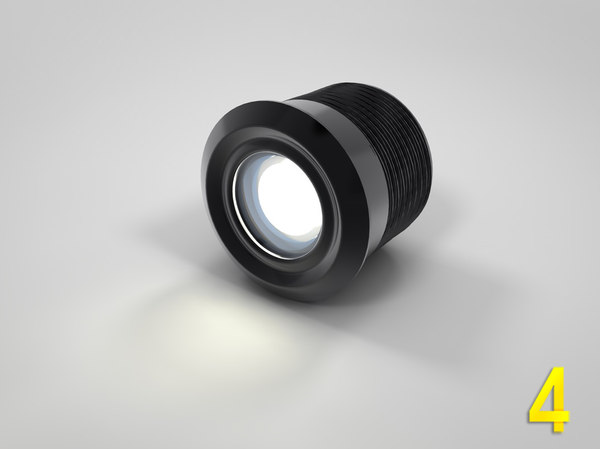 led spot light 3ds