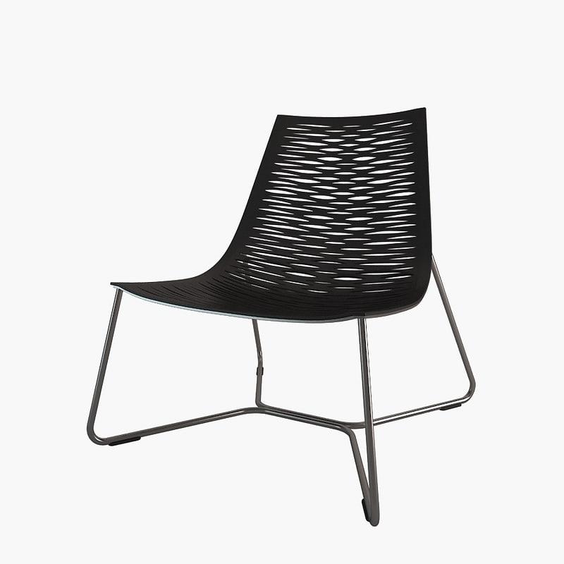 max poltrona yan chair