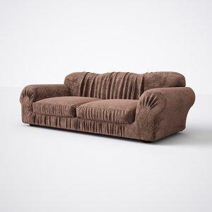 max sofa pleats