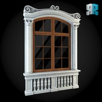 3d model architectural modules
