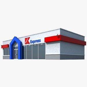 k-mart express store max