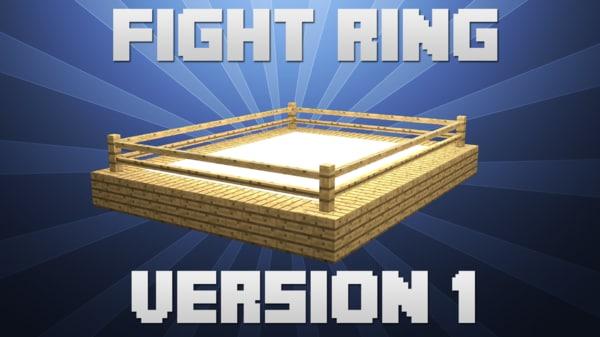 minecraft fight c4d