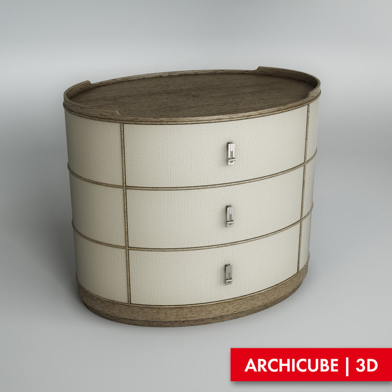 commode 3d obj