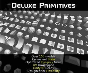 blend deluxe primitives