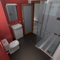 Washroom Set 1