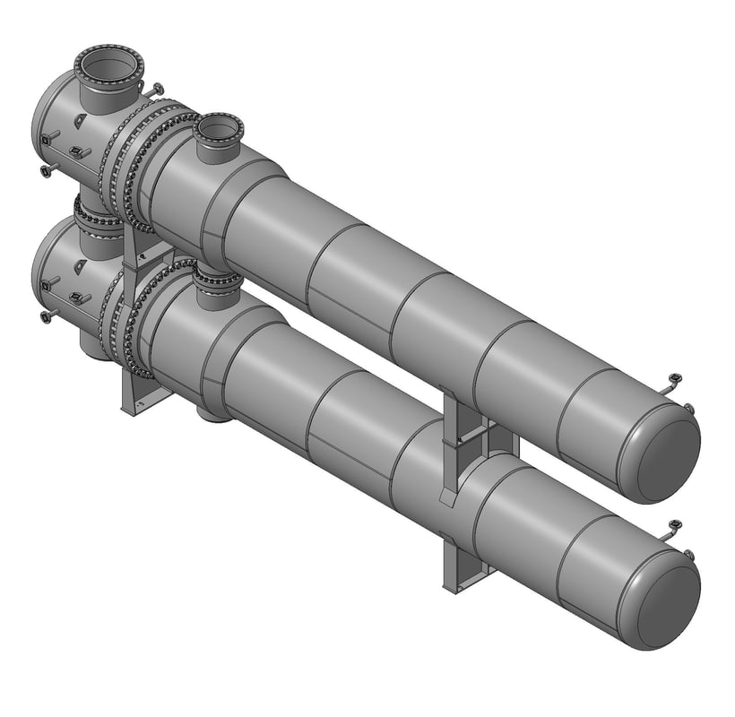 3d ige heat exchanger