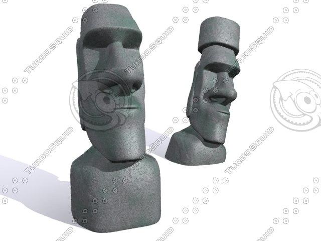 s easter island moai