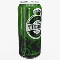 Tuborg Beer Can
