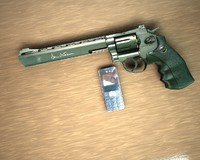 dan wesson revolver 3ds