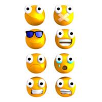 Rigged Emoticon