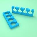 toe separator 3D models