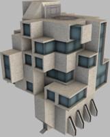 building obj