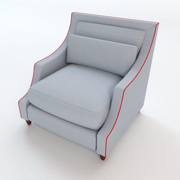max chairman lounge chair