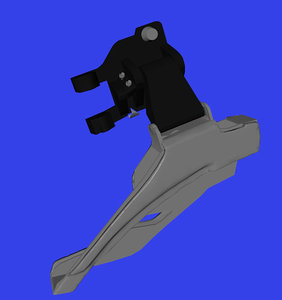 3d shifter shimanos xtr model