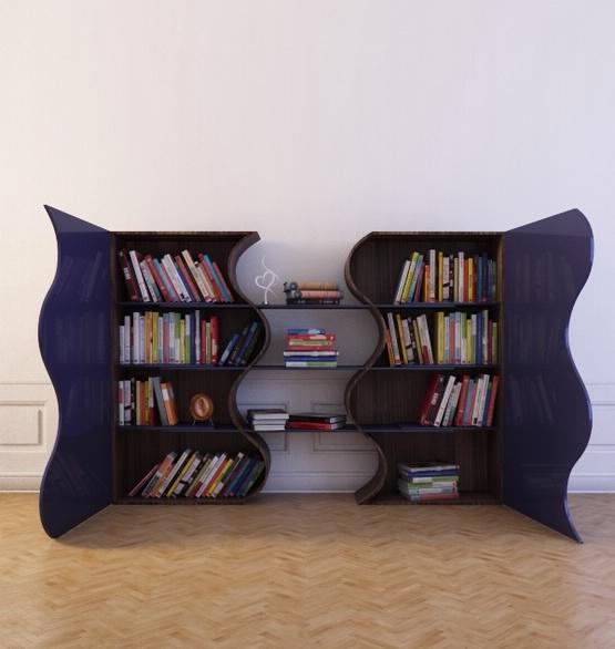 Max 8 Shelf Bookcase