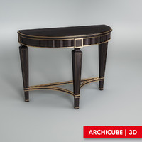 console table model