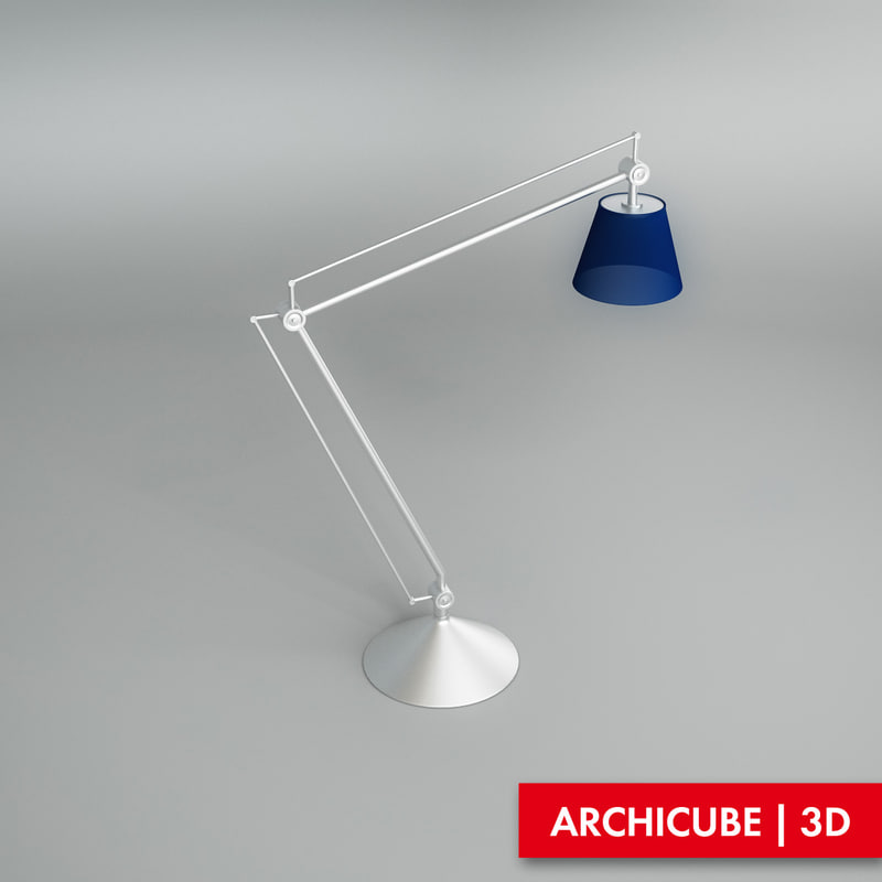 fbx table lamp