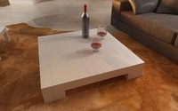3ds max simple coffee table