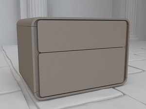 bedside table 3ds