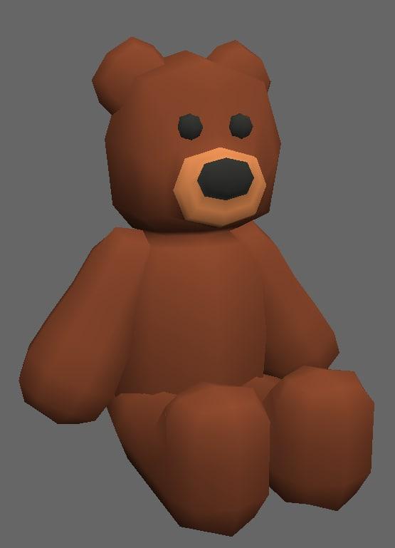 maya bear teddy