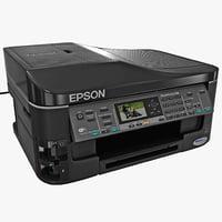 3ds wireless printer epson workforce