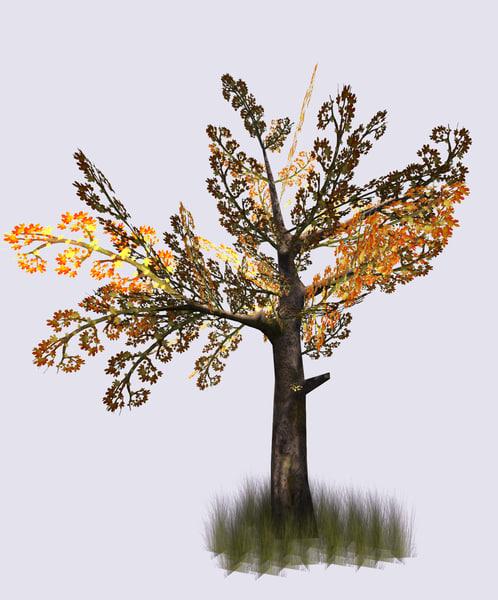 maya gaming tree