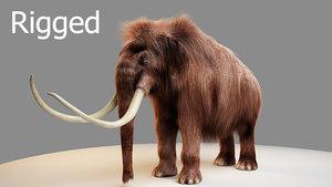 max mammoth elephant