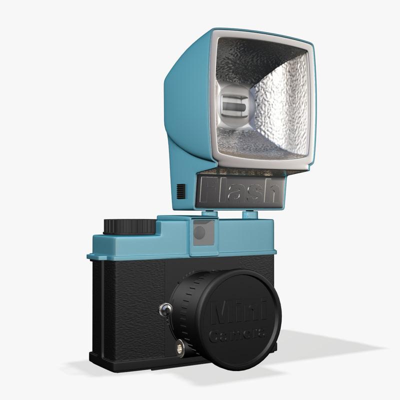 antique camera 3ds